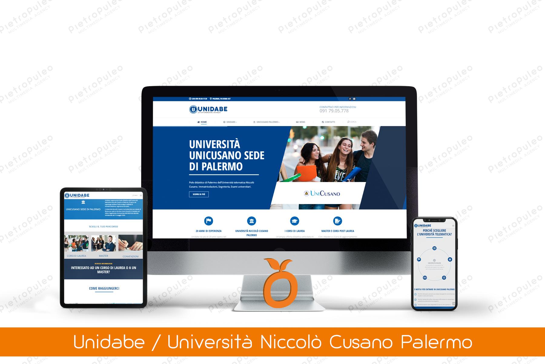 Unidabe ente di formazione sede dell'Università Niccolò Cusano di Palermo